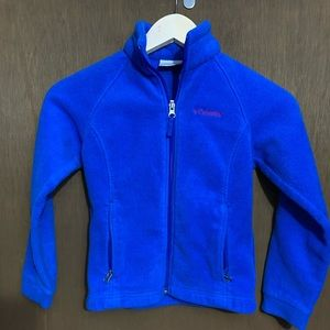 Girls Colin I fall fleece
